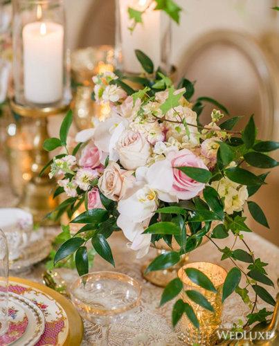 Henna Florist -Toronto GTA Wedding Floral Design- Wedlux