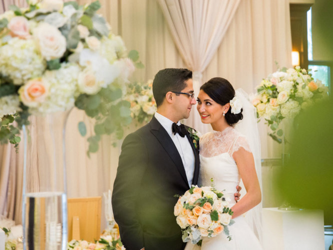 Henna Florist - Weddings - Thornhill Florist
