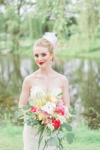 Henna Florist - Toronto & GTA Professional Florist - Wedding Bouquet